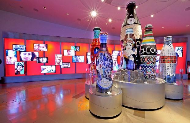 Photo credit: World of Coca-Cola