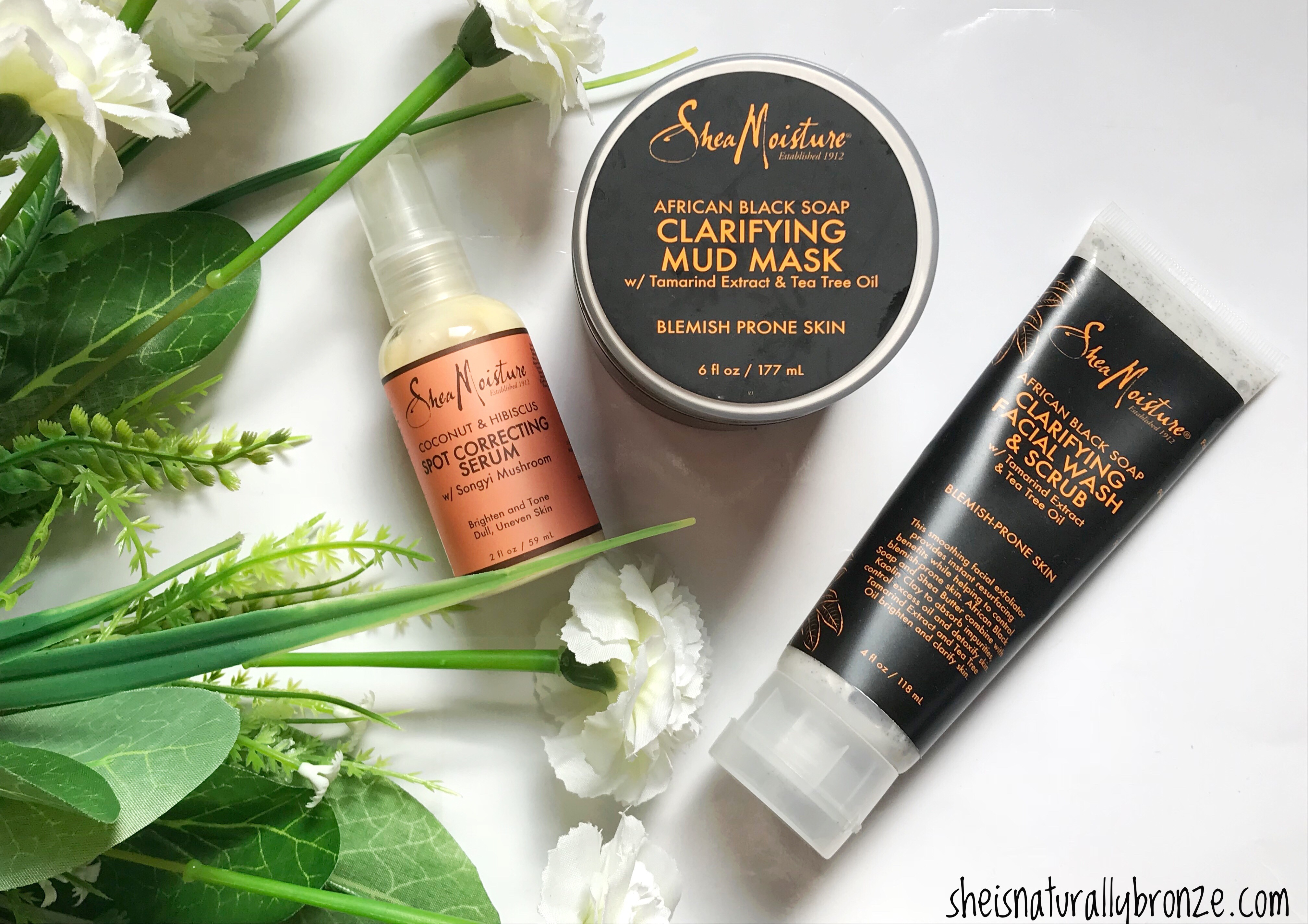 How I'm getting calmer, more supple skin | Shea moisture Skincare