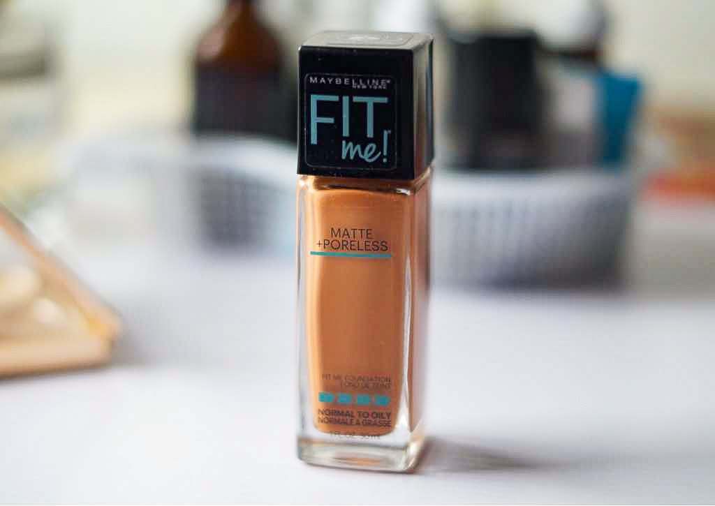 Maybelline Fit Me, Matte Poreless Foundation