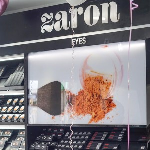 Zaron new Head Quarters