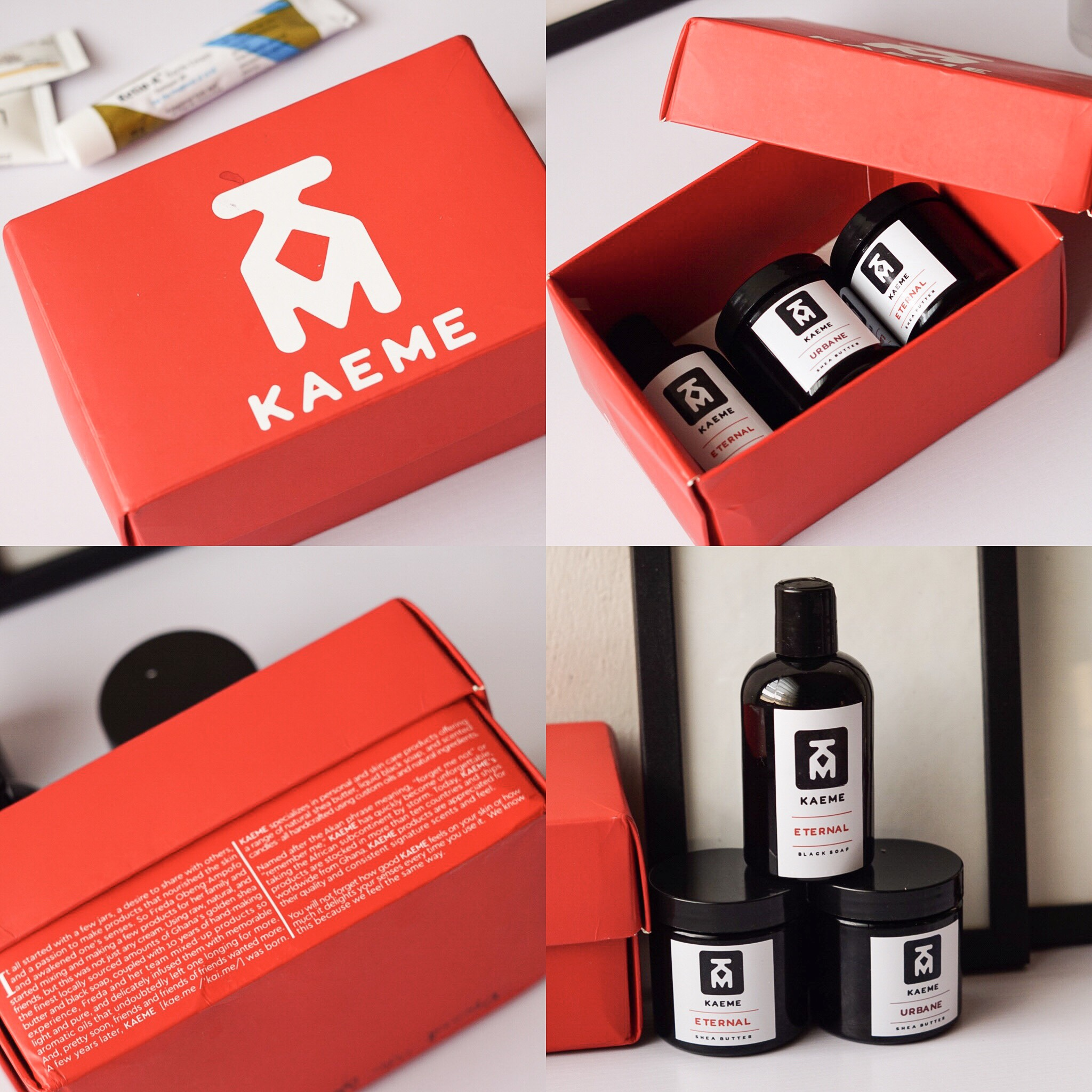 Kaeme Luxury Personal Care brand