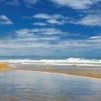 The Ninety Mile Beach