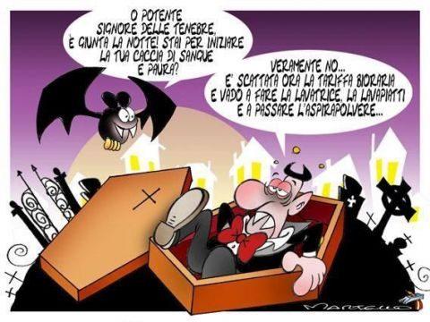Vampiri e mestieri