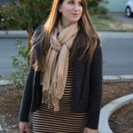 Striped Dresses for Fall