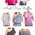 Friday Favorites: Ruffles