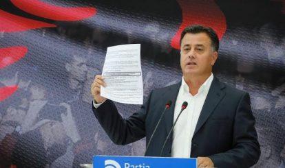 Tjetër denoncim i fortë nga PD: Miku i Ramës, Agron Papuli mori 1.8 mln euro në korrik