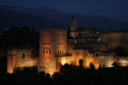 Alhambra Copyright Shelagh Donnelly