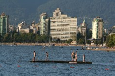 Kits Beach 5101 Copyright Shelagh Donnelly