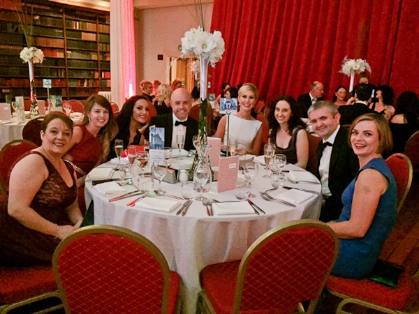Don't we scrub up well!