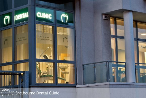 Shelbourne Dental Clinic Premises