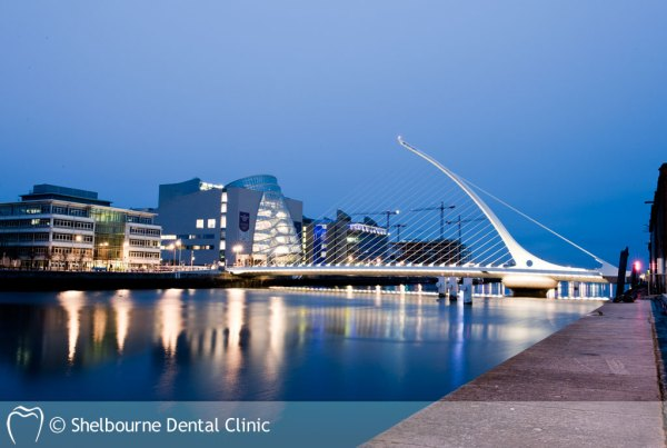 Just a short stroll from our Dublin Dental Clinic
