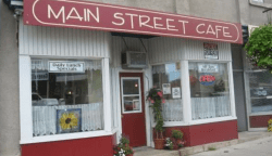 Shelburne's Main Street Cafe