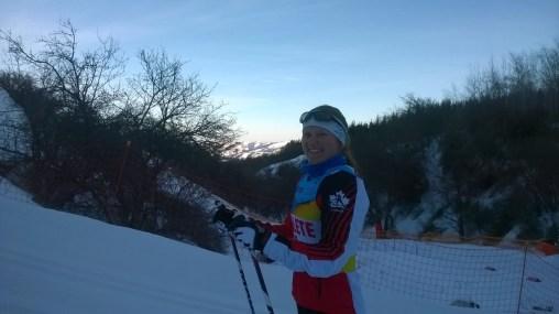Zone 1 Ski with Emma and Kyla!