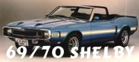 1969-70 Shelby
