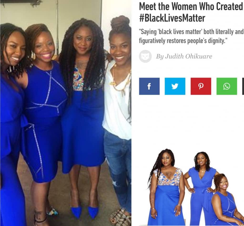 Cosmopolitan Black Lives Matter
