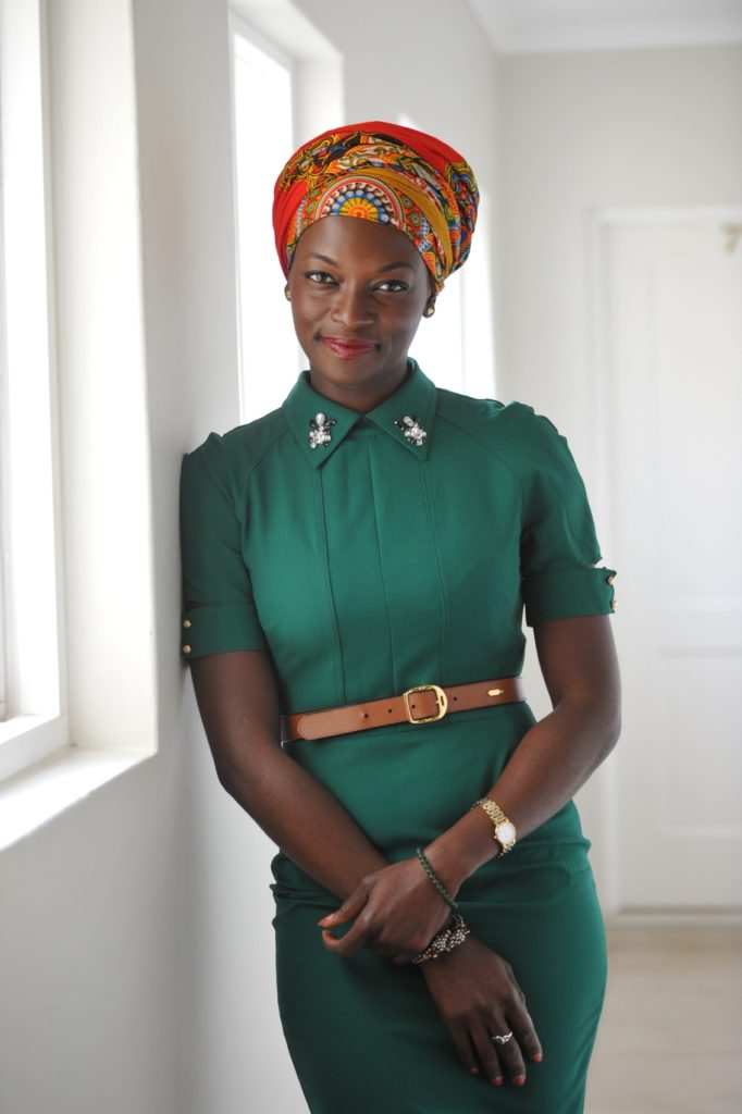 Chidiogo Akunyili: Be Kind to Yourself for Not Being Superwoman ...