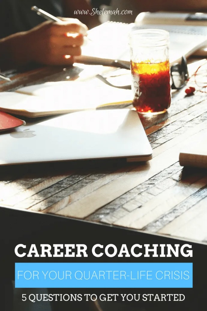 Career coaching can help you get over that quarter-life crisis. I've you got the degree but have struggled to find the job you love see where to start in this post #careercoaching #quarterlifecrisis