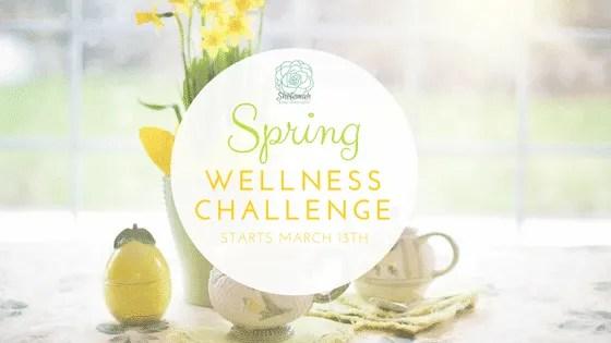 Spring wellness challenge