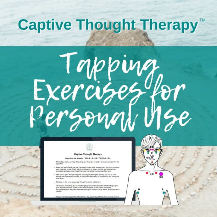 CTT Tapping Exercises for Personal Use