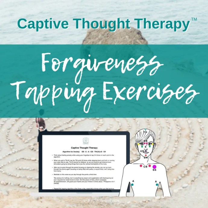 CTT Tapping Exercises for Forgiveness