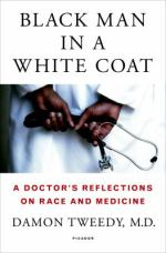 Cover of Black Man in a White Coat