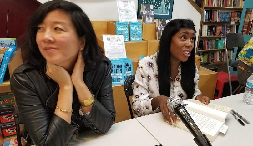 Author Event: Jade Chang and Natashia Deón
