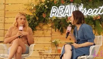 Busy Philipps says memoir prepared her for sharing story on TV at Aerie REALtreat event
