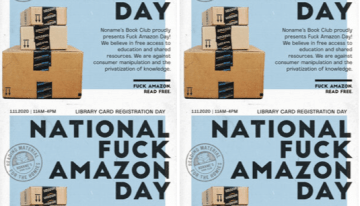 Noname's Book Club Has Declared National Fuck Amazon Day