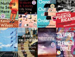 April 2020 Celebrity Book Club Picks