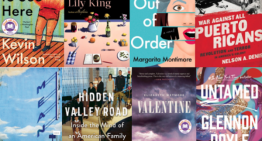 April 2020 Celebrity Book Club Picks