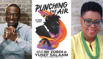 Ibi Zoboi Talks Writing Process With Yusef Salaam in New YA Book