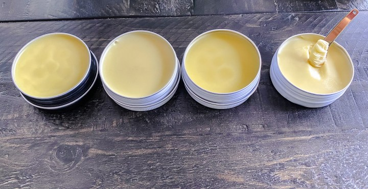Simple Salve Recipe + The Difference Between Butters, Balms and Salves
