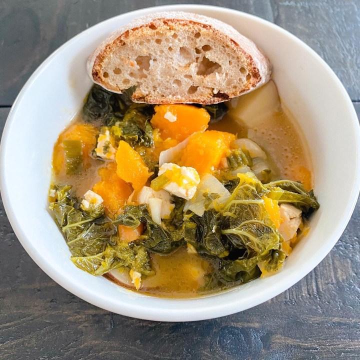 Everything Vegan Soup