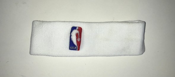"""I Caught Vince Carter's Headband because I """"PUT"""" Myself in the Right Place at the Right Time. What about you?"""