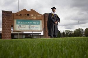 Gonzaga Graduation Photo
