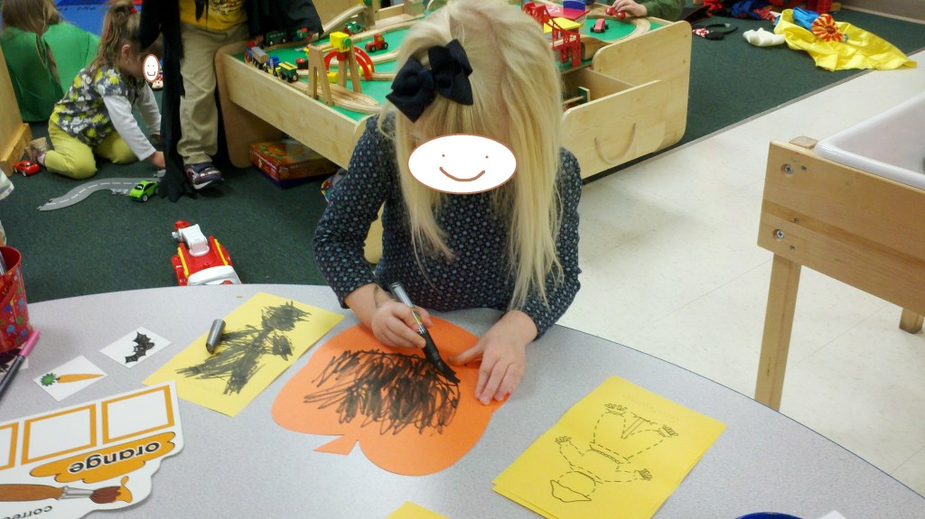 Simple Halloween Ideas for All Over The Classroom ...