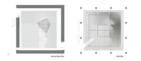 HYPAR_Ground and Roof Plan
