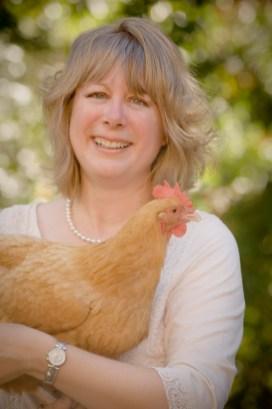 Author Shelley Adina