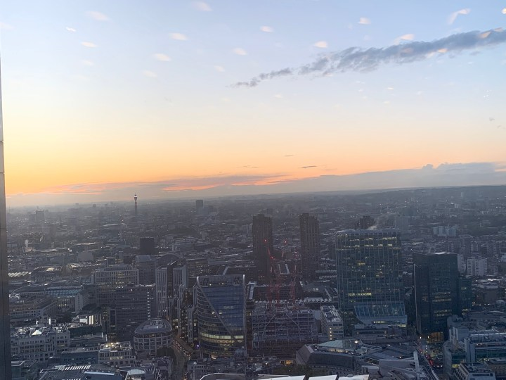 A NIGHT SPENT DINING AT DUCK & WAFFLE