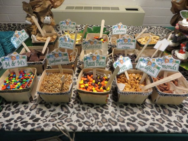 Trail Mix Buffet