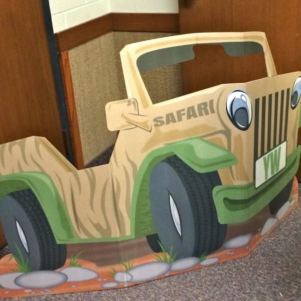 YW Jeep