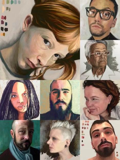 Challenge collage