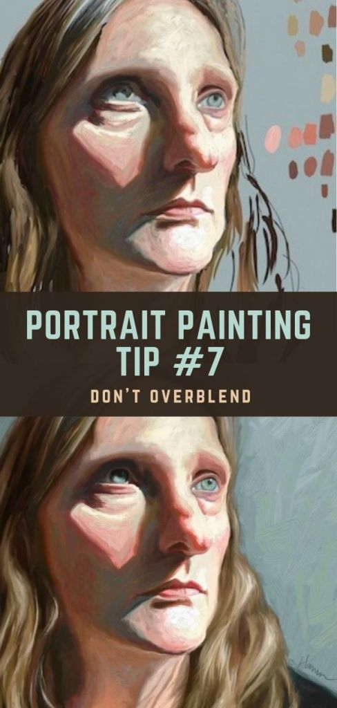 portrait tip overblend pin