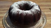 Chocolate Irish Whisky Cake