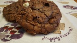 Flourless Chocolate Dream Cookies