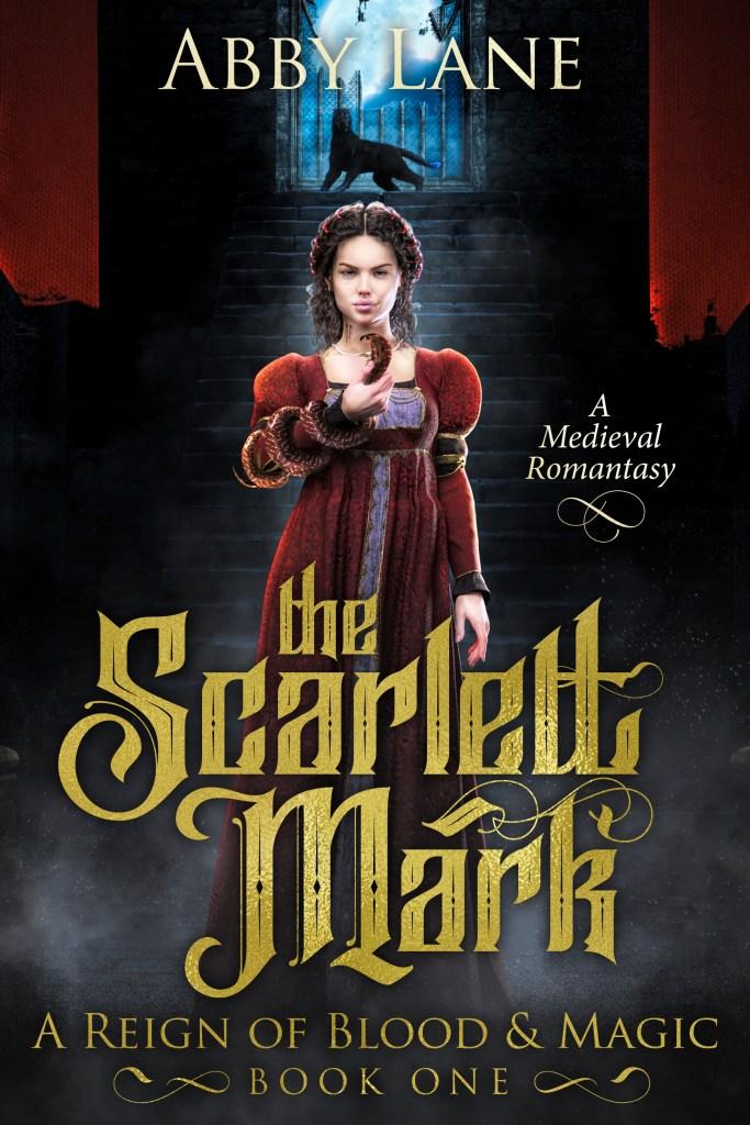 Book Cover: The Scarlett Mark