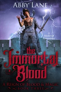 Book Cover: The Immortal Blood