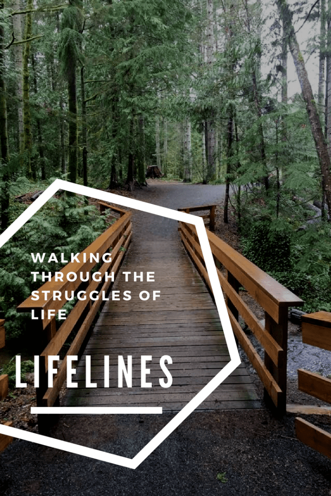 Lifelines walking through the struggles of life