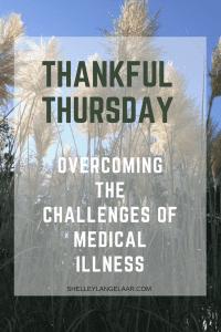Thankful Thursday growing through trials