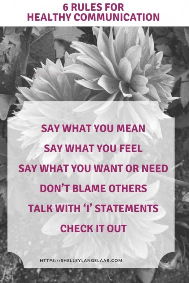 6 tips for healthier relationships